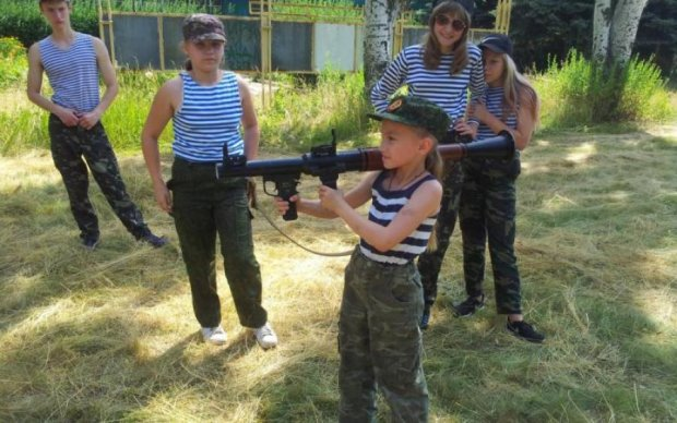 Лакеи Захарченко ищут будущих террористов среди детей