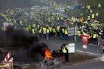 """""""Жовті жилети"""" палять всі шляхи до Франції: ситуація повністю вийшла з під контролю"""