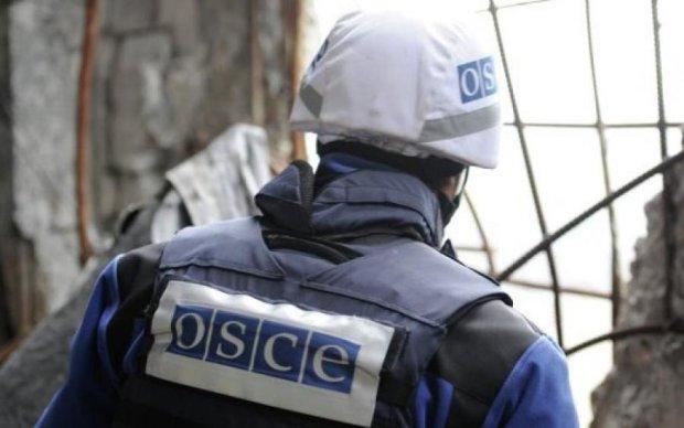 Боевики заблокировали дорогу наблюдателям ОБСЕ