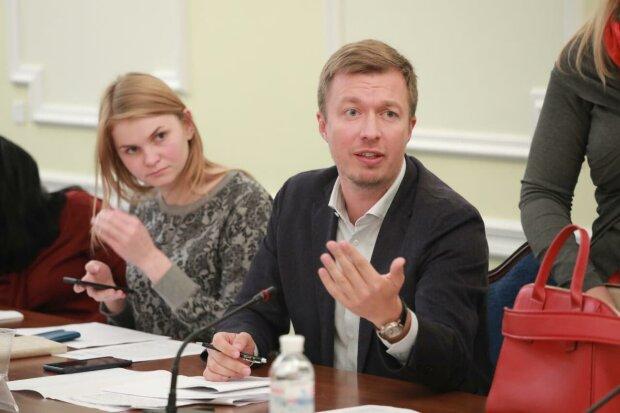 Народний депутат Андрій Ніколаєнко