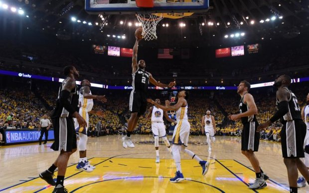 НБА: Данки Ленарда і Дюранта в найкращих моментах ігрового дня