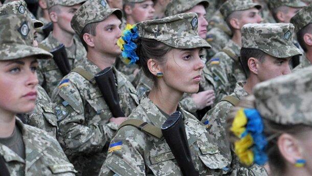 женщины-военнослужащие, фото:slovoidilo