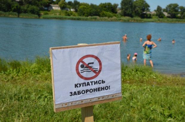 На Харьковщине обнаружили смерть в воде: не купайтесь здесь никогда, - список пляжей