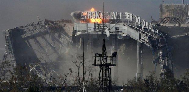 С Донецкого аэропорта вывезли тела 16 Киборгов