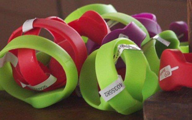 Эти чудо-браслеты зарядят ваш телефон