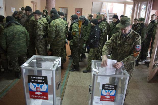 """Дев'ять дружків Путіна: організаторів """"виборів"""" на Донбасі накриє санкціями"""