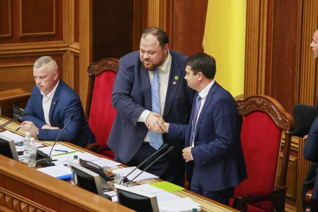 """Разумков заговорив про зняття недоторканності з Зеленського: """"Перед законом усі рівні"""""""