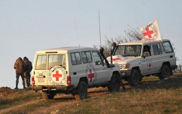Красный Крест придумал, как урегулировать конфликт на Донбассе