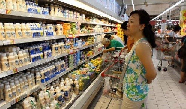 Уже шесть украинских фирм экспортируют «молочку» в Китай