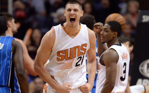 Український баскетболіст шукає новий клуб у НБА