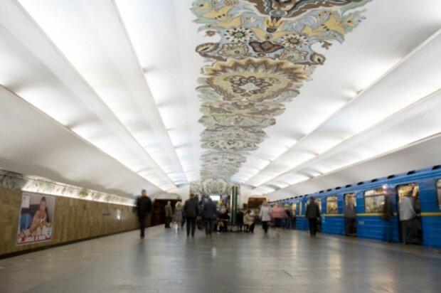 Київський метрополітен, фото: metro.kiev.ua