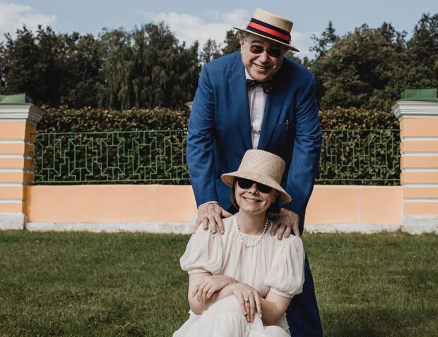 Молоденькая жена Петросяна прервала молчание после обвинений в использовании суррогатной матери