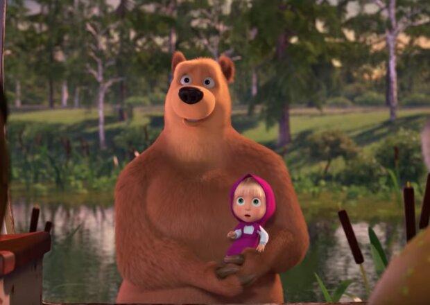Маша і ведмідь заговорять китайською: TikTok викупив відомий мультфільм