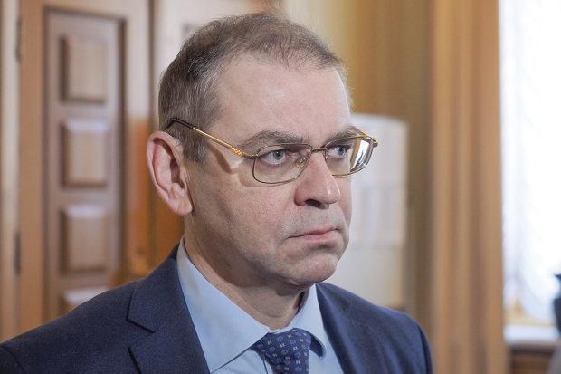 Пашинський із сином втекли з України, - ЗМІ