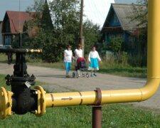 газова труба
