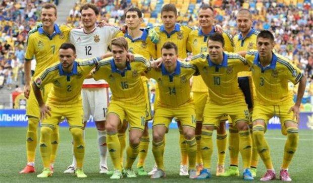 Рейтинг національних збірних УЄФА: Україна вже дев'ята