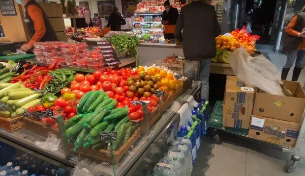 Супермаркет, кадр из видео, изображение иллюстративное: YouTube