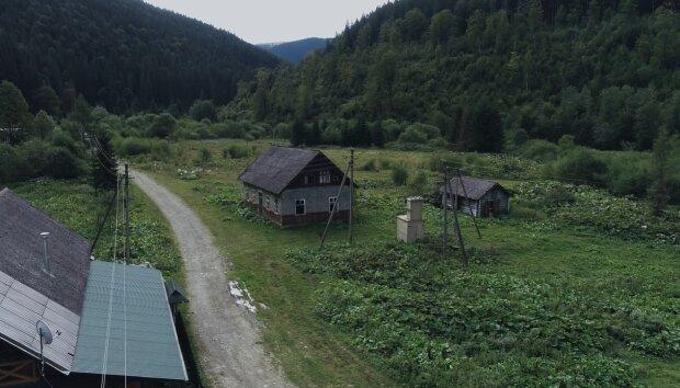 Село Буркут, кадр з відео: Facebook Rudchyks