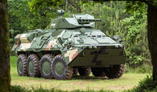 Киевский бронетанковый завод будет производить 30 машин БТР-3е ежемесячно