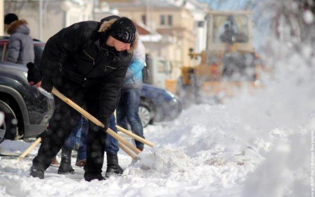 Снег поможет сэкономить