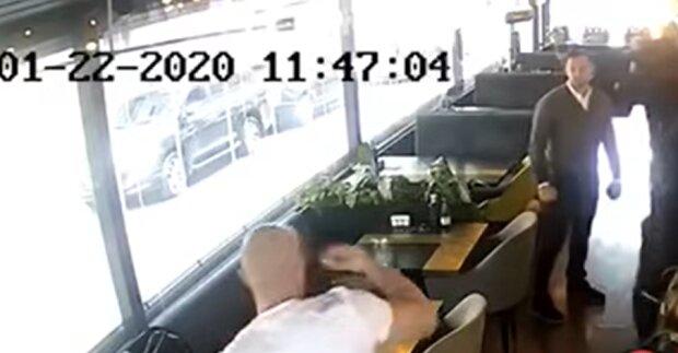Илья Кива, скриншот с видео