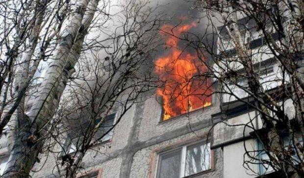 Чайник спричинив пожежу та вбив одесита