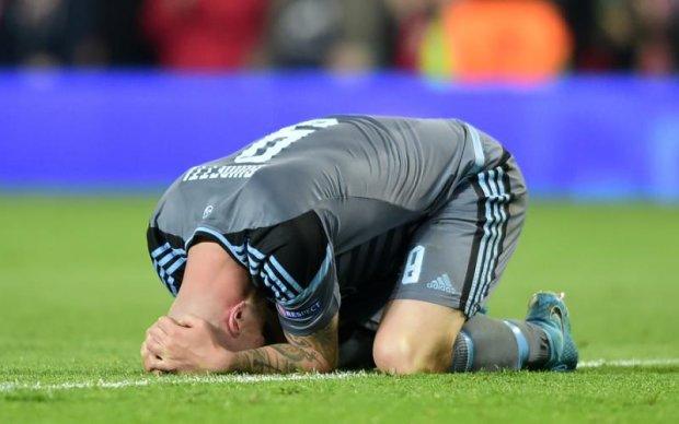 Промах форварда Сельти на останніх секундах матчу, який врятував Манчестер Юнайтед