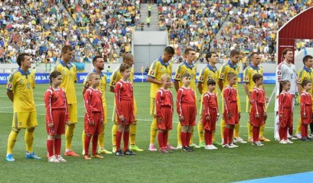 Збірна України зіграє з Кіпром у Києві