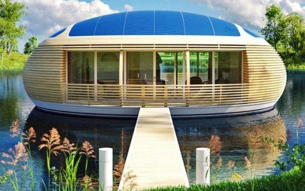 Экологичный дом: в Киеве пройдет выставка Eco House