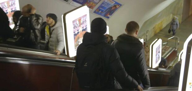 Метро, фото: скріншот з відео