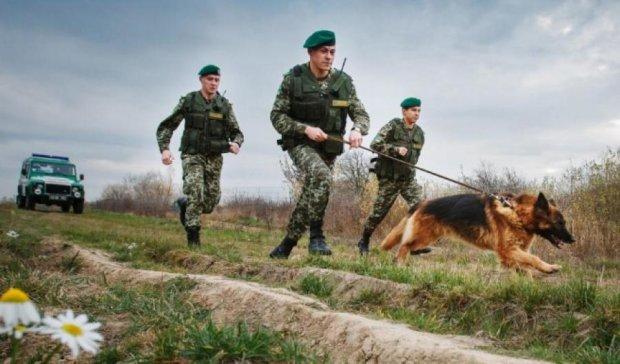 Більше тисячі незаконних мігрантів затримали на кордоні з Україною