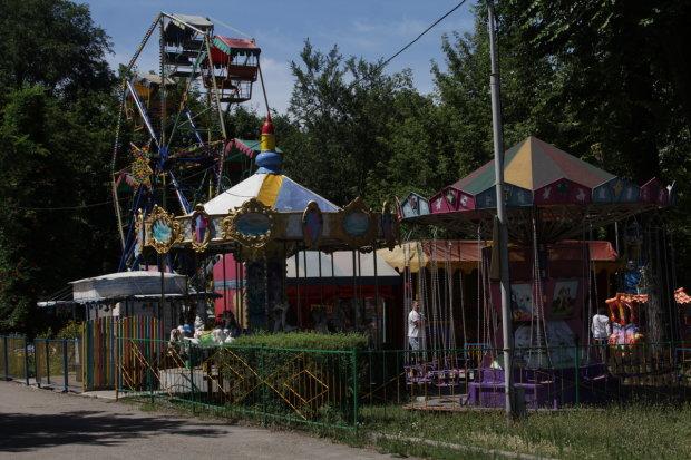 В Днепре из парка Глобы исчезнут аттракционы: у Филатова указали на прокуратуру