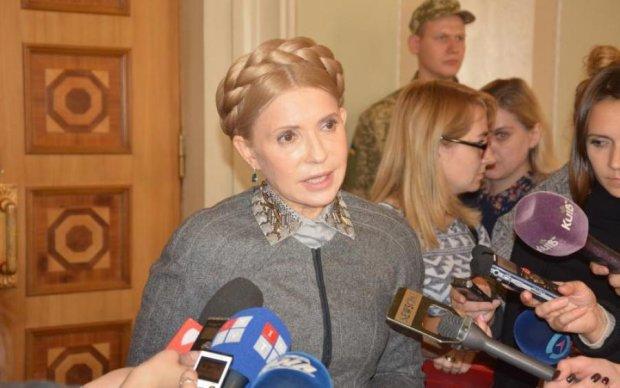 Яскраве інтимне життя або нетрадиційна орієнтація - що означає каблучка на пальці Тимошенко