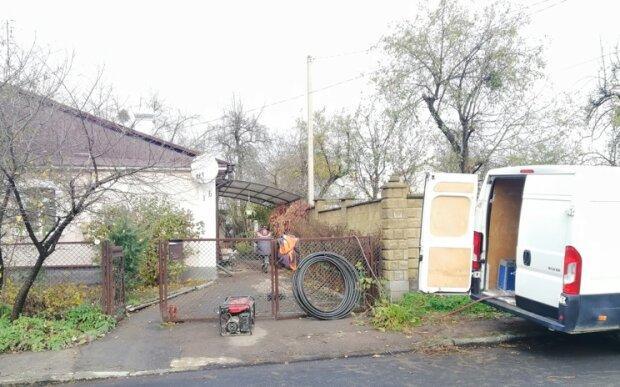 Ремонтные работы газовщиков, фото: 4vlada