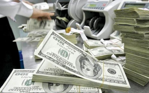 Срыв транша МВФ нокаутирует гривну