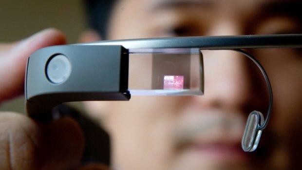 Facebook разрабатывает очки будущего
