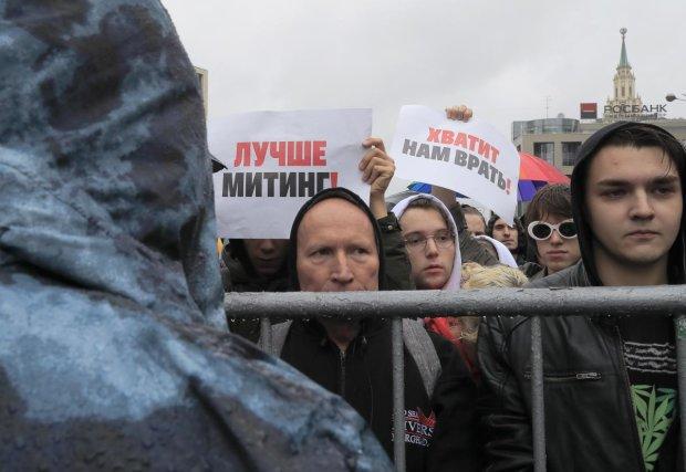 Oxxxymiron, Дудь і Fаce: хто з російських зірок повстав проти Путіна в Москві
