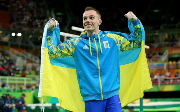 Олимпийский чемпион Верняев стал спортсменом года в Украине