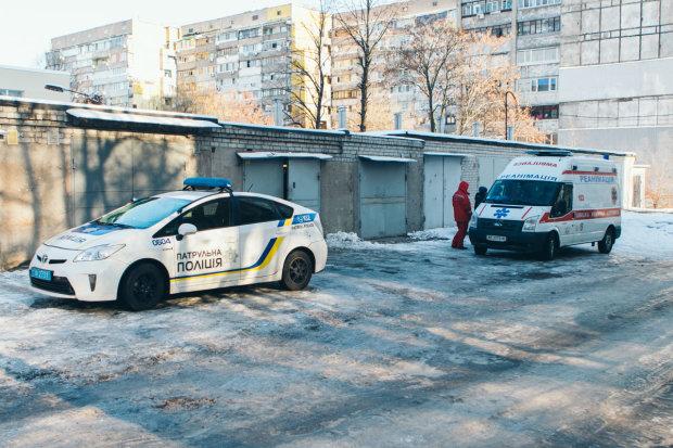 В Харькове изверг едва не забил женщину ногами: красть было нечего