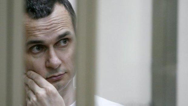 Росія незаплановано вивезла Сенцова з в'язниці і приховує причину