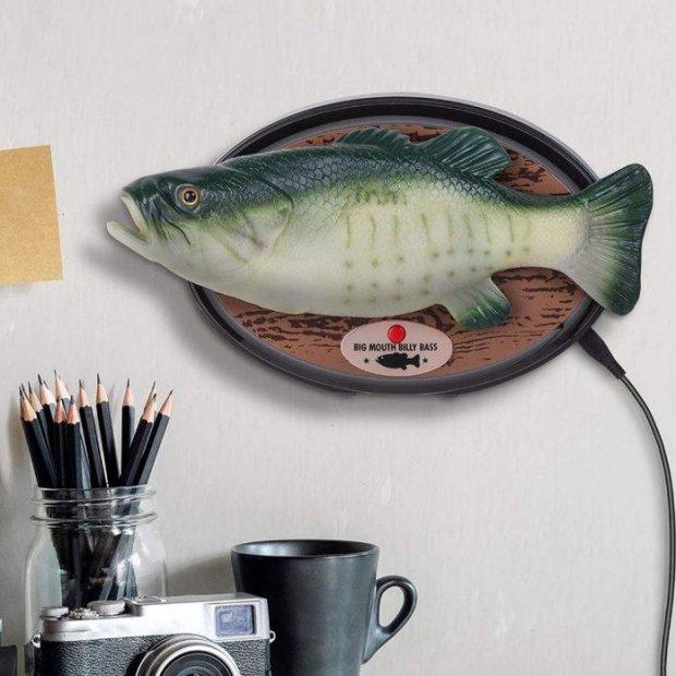 Amazon научила рыбу разговаривать