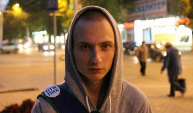 Російські спецслужби вкрали у націоналіста із Саратова «візитки Яроша»