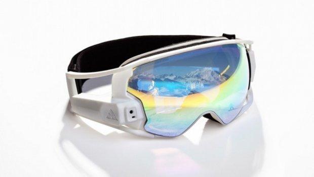 Создана умная маска для горнолыжников