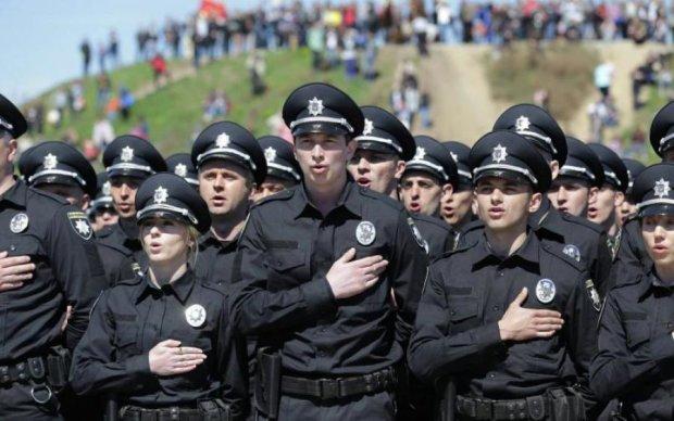 Українська поліція оголосила полювання на іноземців