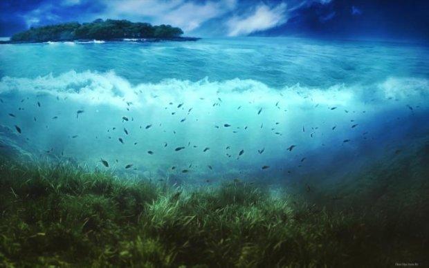 Ученые отыскали первобытное море