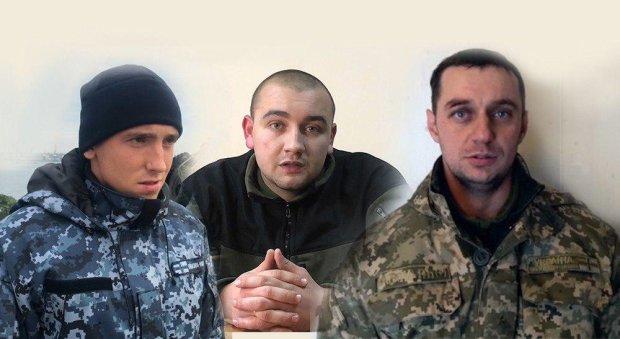 Одеські курсанти виступили на підтримку захоплених у полон моряків, чекісти такого явно не чекали