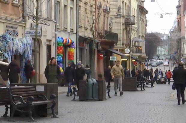 Украинцы, скриншот с видео