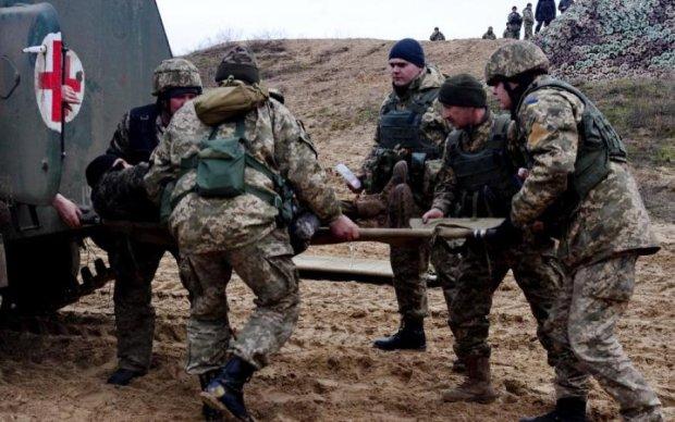 Трагедия на полигоне: украинские бойцы попали в адский капкан