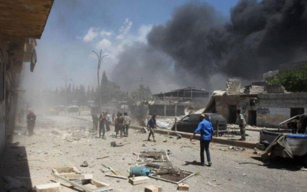 Кремль використав заборонену зброю в Сирії: семеро загиблих