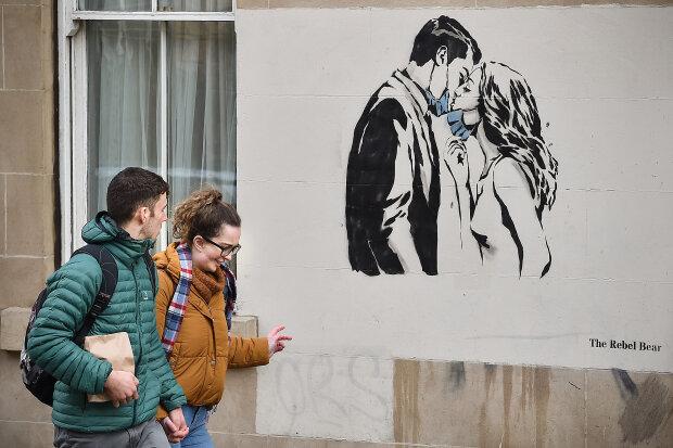Романтика під час карантину, фото: gettyimages